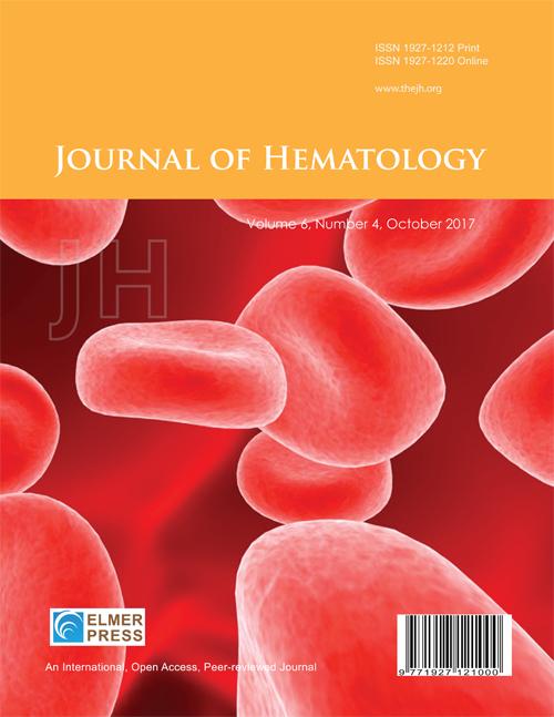 Journal of Hematology